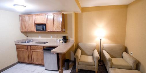 Gateway Hotel Dallas - Dallas - Kitchen