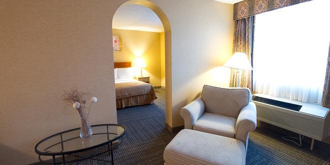 Gateway Hotel Dallas - Dallas - Living room