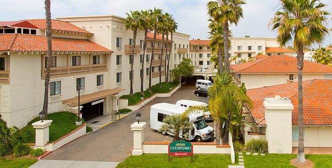 Courtyard by Marriott San Diego Old Town - San Diego - Rakennus