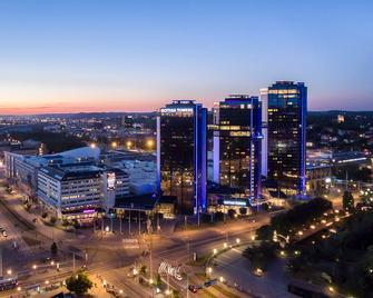Gothia Towers - Göteborg - Utomhus