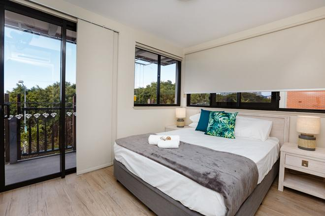 Global Backpackers Cairns - Cairns - Κρεβατοκάμαρα