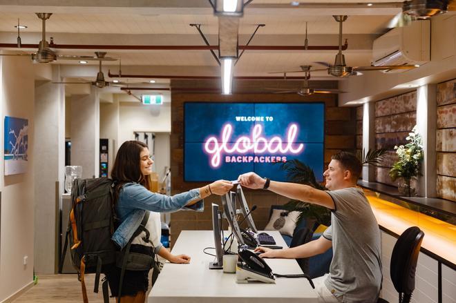 Global Backpackers Cairns - Cairns - Ρεσεψιόν