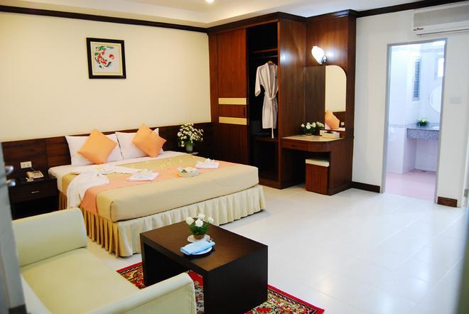 Sabai Hotel - Nakhon Ratchasima - Bedroom