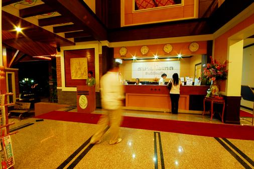 Sabai Hotel - Nakhon Ratchasima - Front desk