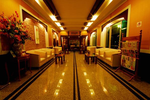 Sabai Hotel - Nakhon Ratchasima - Hallway