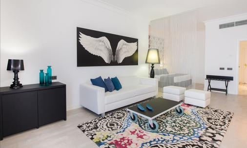 Suite Princess - Adults Only - Taurito - Living room