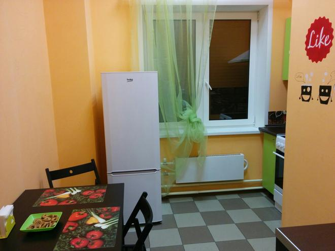 Like Hostel Tolyatti Center - Tolyatti - Kitchen