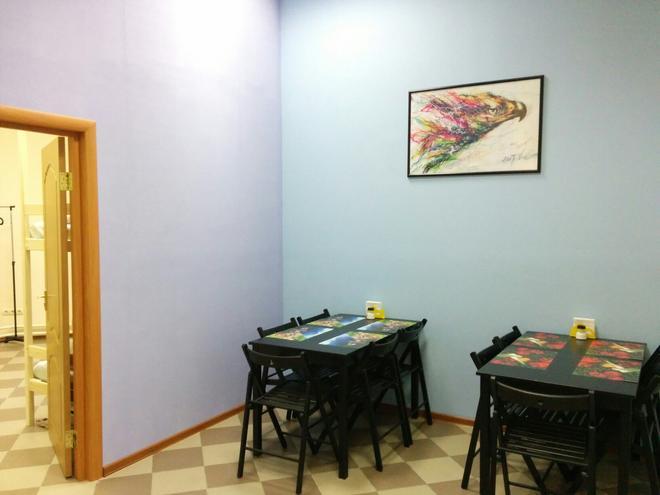 Like Hostel Tolyatti Center - Tolyatti - Hallway