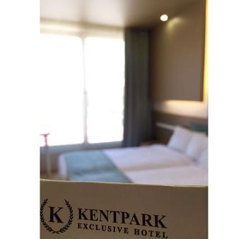 Kentpark Exclusive Hotel - Kahramanmaraş - Schlafzimmer