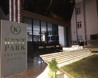 Kentpark Premium Business Hotel - Kahramanmaraş - Gebouw