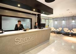 Sercotel Madrid Aeropuerto - Madrid - Recepción