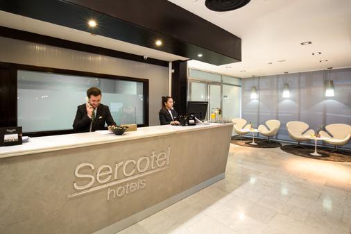 Sercotel Madrid Aeropuerto - Madrid - Lễ tân