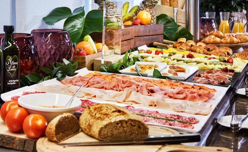 Sercotel Madrid Aeropuerto - Madrid - Food