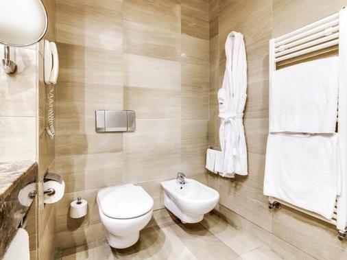 阿巴阿克特恩酒店 - 瓦倫西亞 - 瓦倫西亞 - 浴室