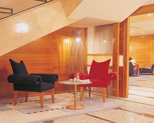 Hotel Sercotel Corona De Castilla - Burgos - Σαλόνι ξενοδοχείου