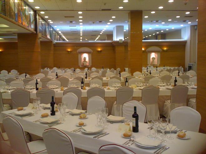 Hotel Sercotel Corona De Castilla - Burgos - Juhlasali