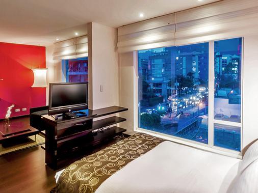 Sercotel Richmond Suites Hotel - Bogotá - Bedroom