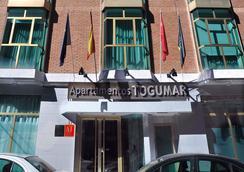 Apartamentos Sercotel Togumar - Madrid - Building