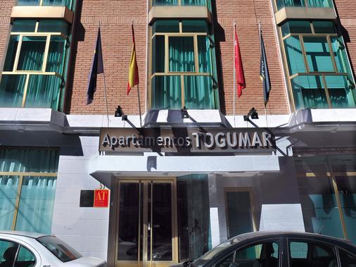 Apartamentos Sercotel Togumar - Madrid - Rakennus
