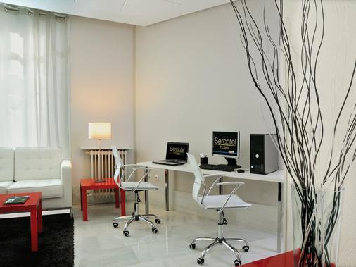 Apartamentos Sercotel Togumar - Madrid - Business centre