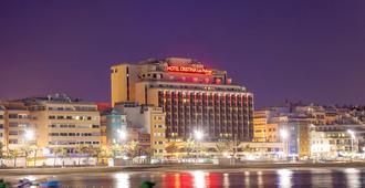 Hotel Cristina Las Palmas - Las Palmas de Gran Canaria - Edificio