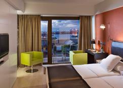 Hotel Cristina Las Palmas - Las Palmas de Gran Canaria - Camera da letto