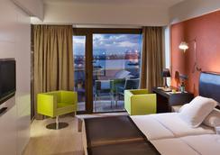 Hotel Sercotel Cristina Las Palmas - Las Palmas de Gran Canaria - Bedroom