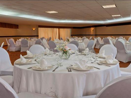 巴拿馬公主賽柯特爾酒店 - 巴拿馬市 - 巴拿馬城 - 宴會廳