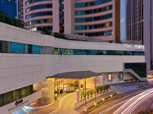 Sercotel Panama Princess Ascend Hotel Collection - Panamá - Rakennus