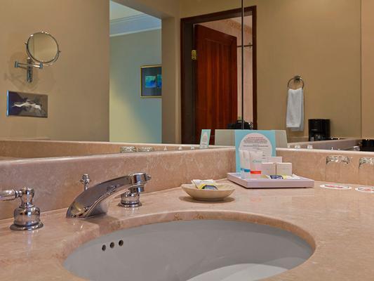 巴拿馬公主賽柯特爾酒店 - 巴拿馬市 - 巴拿馬城 - 浴室