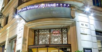 Sercotel Amister Art Hotel - Βαρκελώνη - Κτίριο