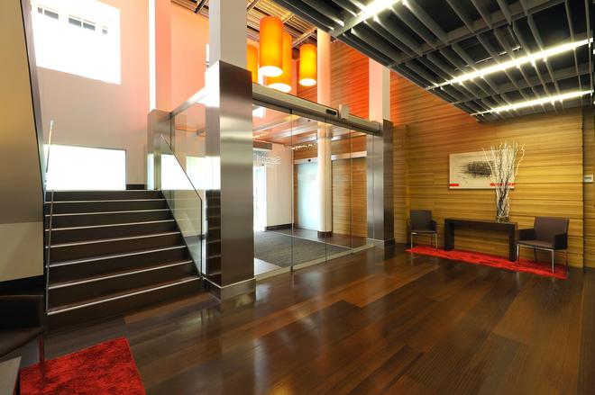 Sercotel Coliseo Bilbao - Bilbau - Lobby