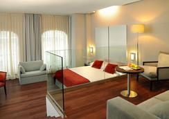 庫里森斯考特爾豪華酒店 - 畢爾巴鄂 - 畢爾巴鄂 - 臥室