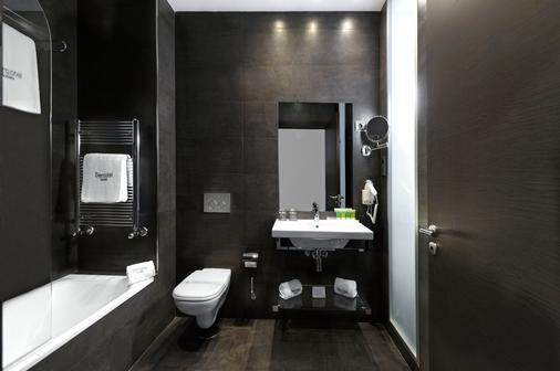 Sercotel Coliseo Bilbao - Bilbao - Bathroom