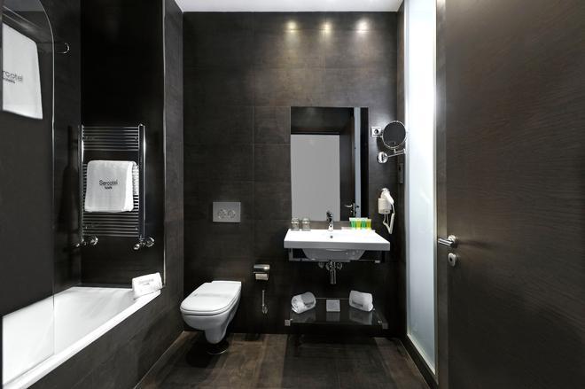 庫里森斯考特爾豪華酒店 - 畢爾巴鄂 - 畢爾巴鄂 - 浴室