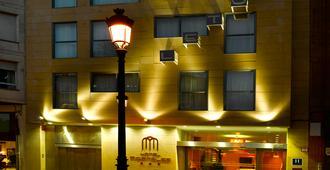 Hotel Sercotel Portales - Λογκρόνο - Κτίριο