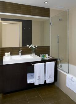 Hotel Sercotel Portales - Λογκρόνο - Μπάνιο