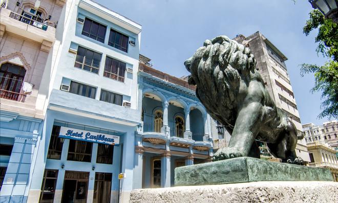 加勒比飯店 - 哈瓦那 - 建築