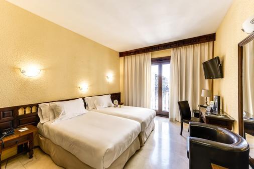 Hotel Sercotel Alfonso VI - Toledo - Phòng ngủ