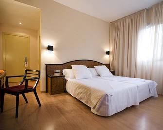 Hotel Sercotel Air Penedès - Vilafranca del Penedès - Slaapkamer