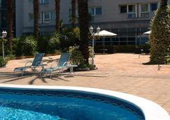 Hotel Sercotel Air Penedès - Vilafranca del Penedès - Pool