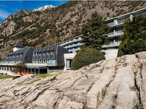Andorra Park Hotel - Andorra la Vella - Toà nhà