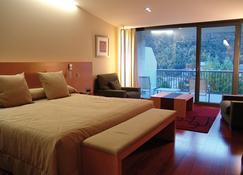 安道爾公園酒店 - 安道爾城 - 安道爾城 - 臥室