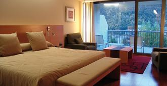 Andorra Park Hotel - Andorra la Vella - Camera da letto