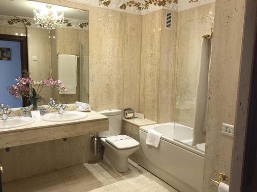 Artheus Carmelitas Salamanca - Salamanca - Bathroom