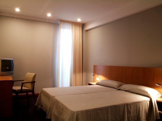 As Hoteles Ponferrada - Ponferrada - Bedroom