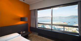 斯考特而維戈海灣酒店 - 比戈 - 維戈 - 臥室