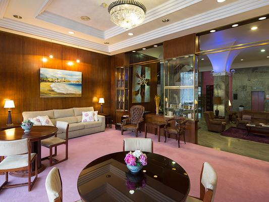 斯考特而維戈海灣酒店 - 比戈 - 維戈 - 休閒室