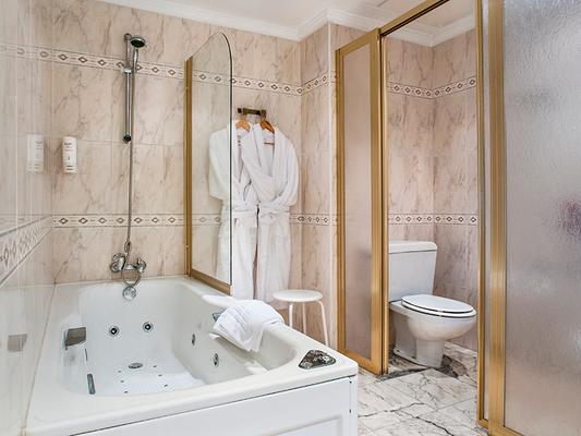 斯考特而維戈海灣酒店 - 比戈 - 維戈 - 浴室