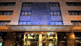 Hotel Barcelona Universal - Barcellona - Edificio